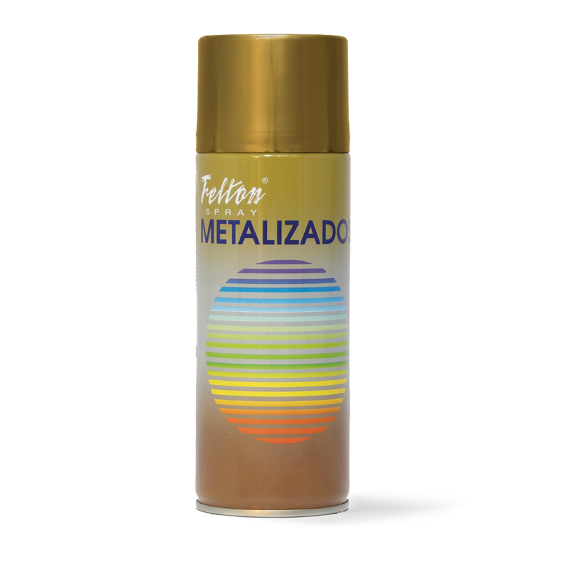 SPRAY METALIZADO COLORES